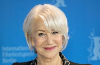 British actress Helen Mirren at the 2020 Berlin International Film Festival. Photo by Harald Krichel - Own work