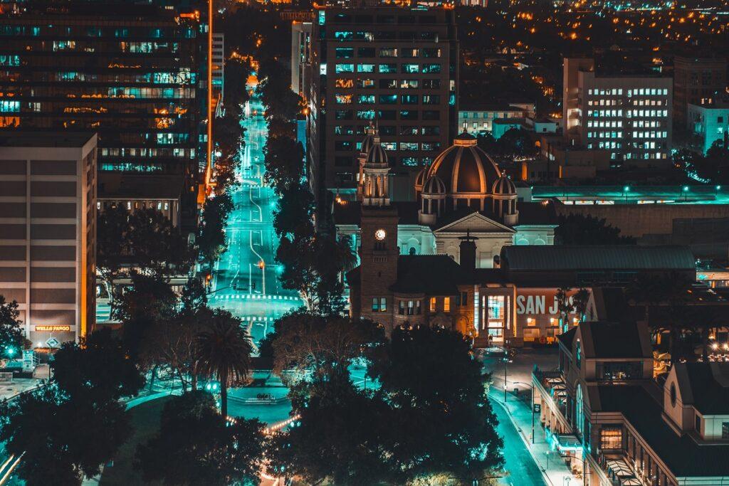 San Jose, California. Photo by Mo on Unsplash