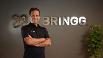 Bringg CEO Guy Bloch. Photo: Joya