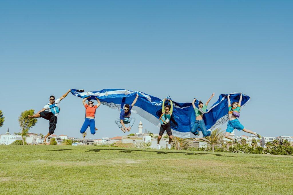KitePride upcycles beach gear into various types of bags. Photo: KitePride on Facebook