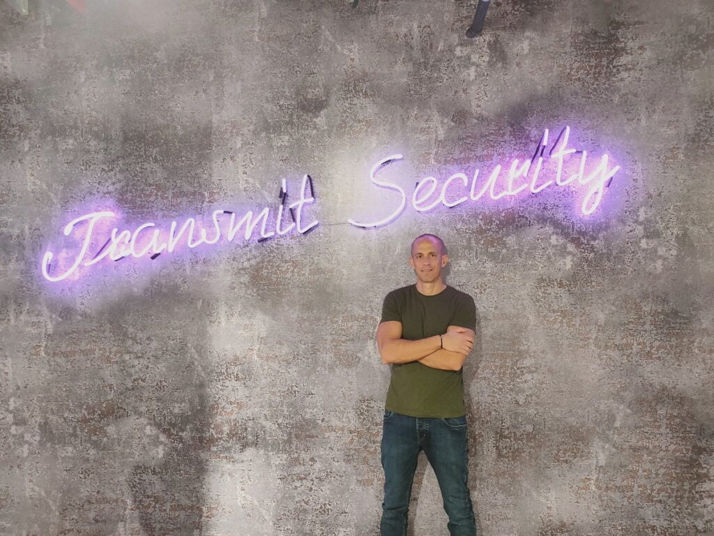 Transmit Security co-founder