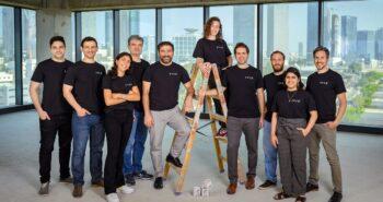 IVIX team. Photo: Doron Letzter