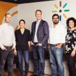 The Kaltura executive team. Courtesy