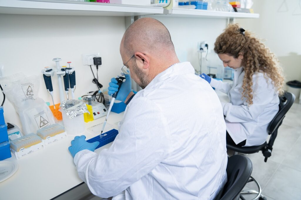 OncoHost develops personalized strategies for cancer therapy. Courtesy