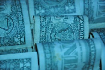 fintech investments dollar