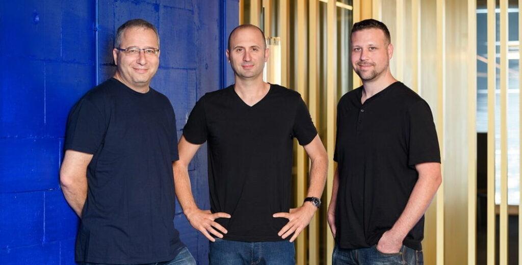 Rapyd co-founders