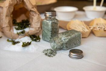 seaweed salt Tel Hai College Institute